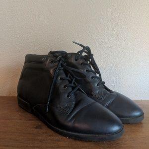 Vintage booties